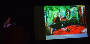 """Lecture on """"The Art of Jack B. Yeats"""" at the National Gallery of Ireland."""