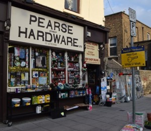 25 Pearse hardware