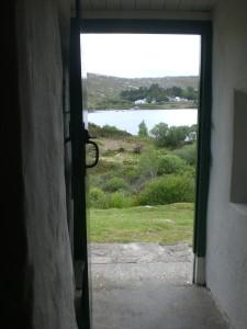 29 Rosmuc door view
