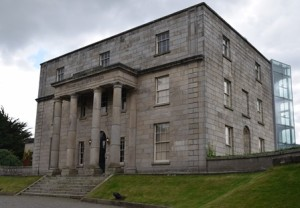 S. Enda's School, now the Pearse Museum