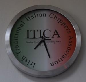 30 ITICA clock