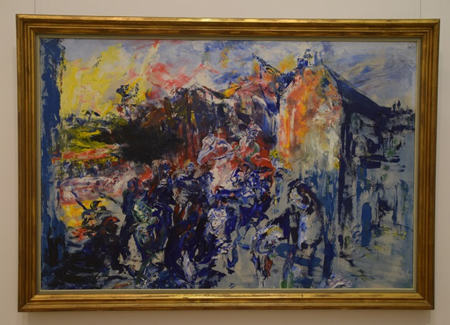 Grief by jack Yeats