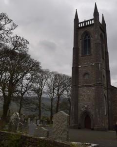 Drumcliff Churchyard, November 2014