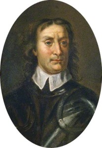 Oliver Cromwell, 1599-1658