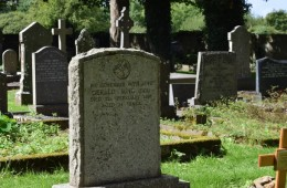 44 Graveyards, Graveyards, and More Graveyards