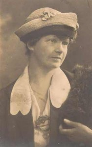 Alice Cashel in 1921