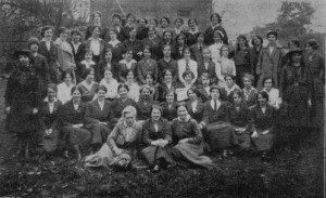 Women of Cumann na mBan who fought in 1916