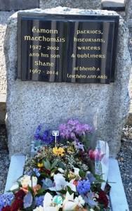 44 Shane headstone