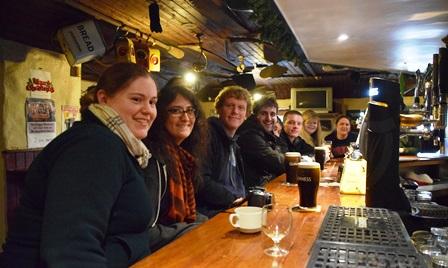 45 Pub scene