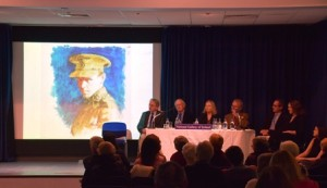 "A ""study day"" on Ireland and World War I at the National Gallery of Ireland"